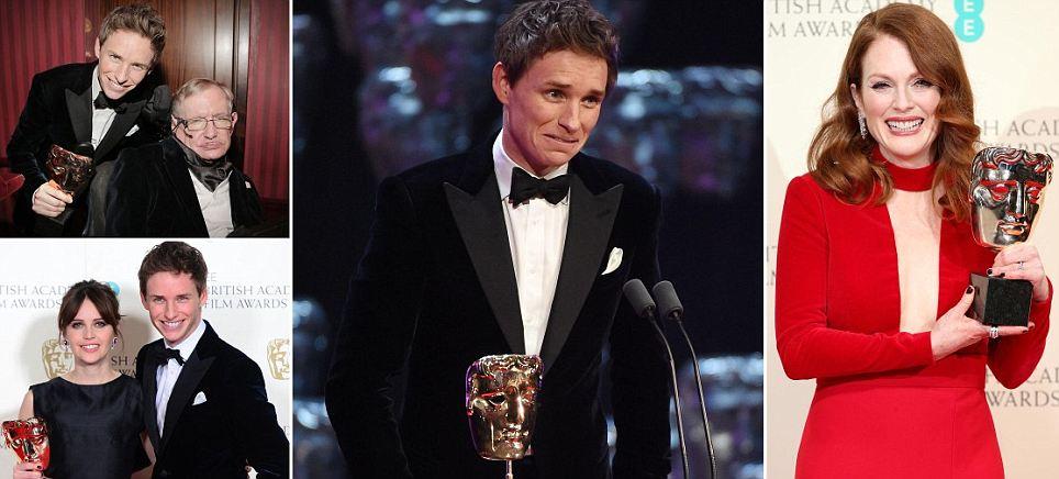 BAFTAs 2015