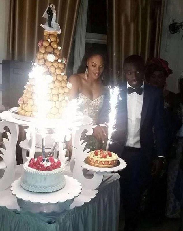 Diallo Awa & Papisse celebrate their nuptials