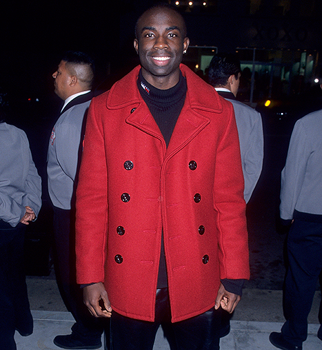 Sam Sarpong attends Tommy Hilfiger and Vanity Fair Host a Party to Celebrate Vanity Fair Magazine's December Issue in 1999.