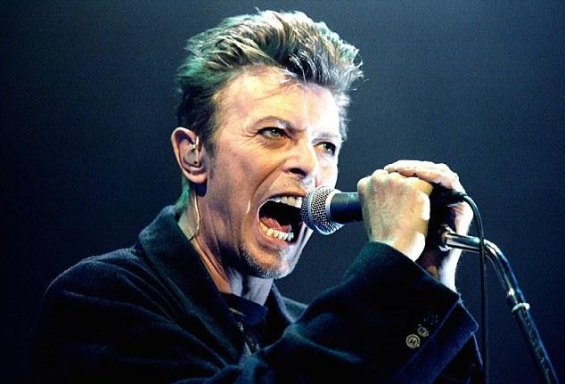 David Bowie-sings