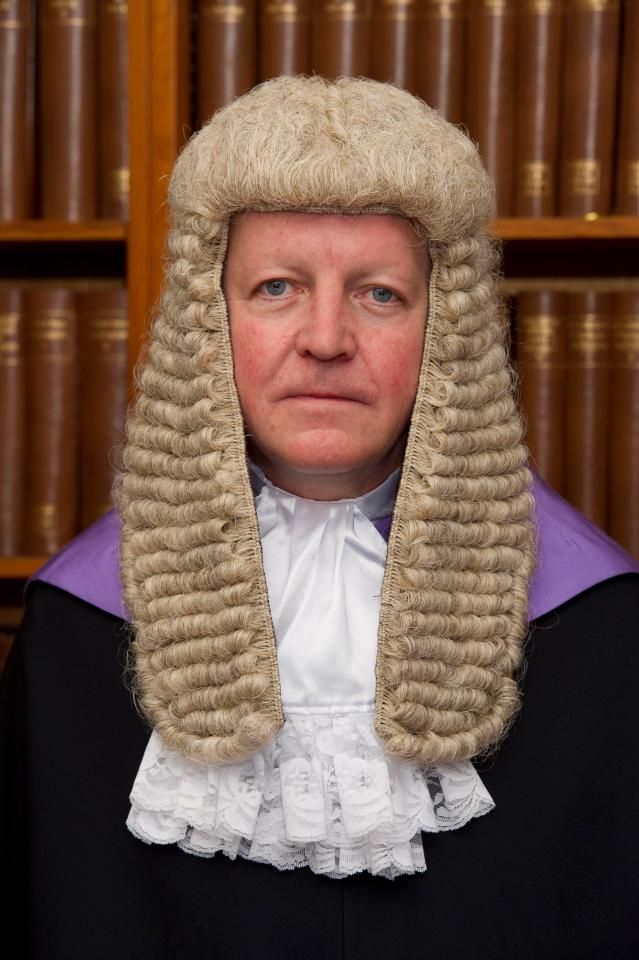 Judge Ian Pringle