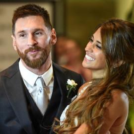 Lionel Messi-wedding
